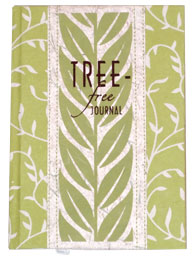 TREE-FREE JOURNAL  olive 5.5x7.5