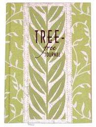 TREE-FREE JOURNAL  olive 5.5x7.5