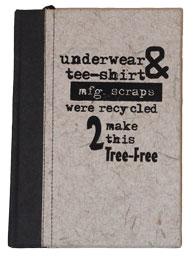 UNDERWEAR & TEE-SHIRT JOURNAL 5.5x7.5